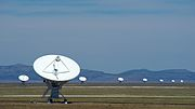 Karl G. Jansky Very Large Array (8279314499)