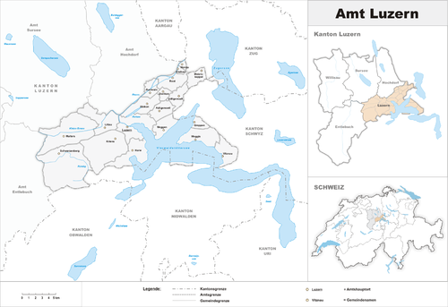 Lucerne District Wikiwand