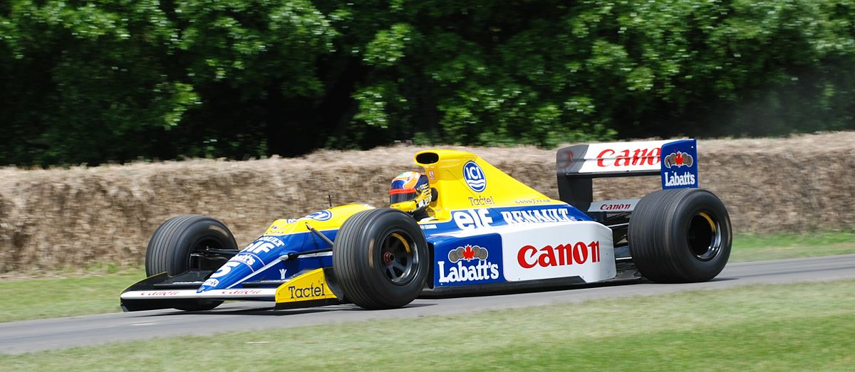 Williams FW13 - Wikipedia
