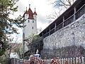 Kaufbeuren, Stadtmauer Fuenfknopfturm (2).JPG