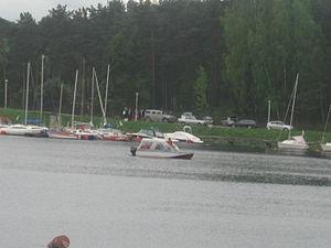 Kauno jachtkluba smotorlaivis.JPG