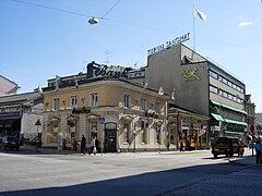helsingin keskustan ravintolat Lahti