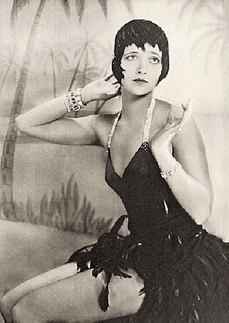 Francis in a 1930 Paramount Studios publicity photo by Otto Dyar Kay Francis NM530.jpg