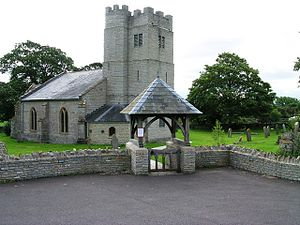 Keinton Mandeville - Image: Keinton Mandeville church