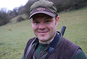 Keiron Cunningham - Image: Keiron Cunningham Deerstalker