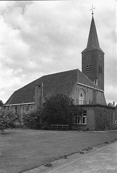 Kerk, exterieur - Zwartsluis - 20228102 - RCE.jpg