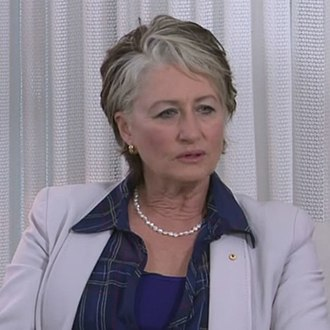 2018 Wentworth by-election - Image: Kerryn Phelps 2012 interview