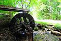 Keutschach Dobein Mühlrad im Wald 27052010 48.jpg