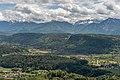 Keutschach Sattnitz-Höhenzug Karawanken 01052020 7519.jpg