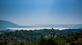 Khabikki Lake - Image: Khabeki Lake view