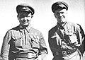 Khalkhin Gol George Zhukov and Khorloogiin Choibalsan 1939 -1.jpg
