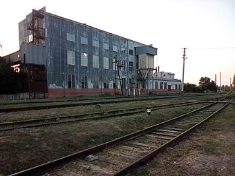 Khortytsia railway station (1).jpg