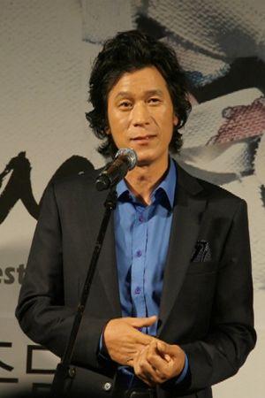 Kim Roi-ha - Image: Kim Roi ha at BIFF 2013