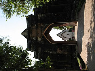 King Narai's Palace - Image: King Narai Palace Gate