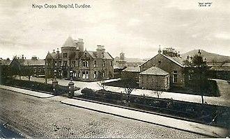 King's Cross Hospital - Kings Cross Hospital, Dundee