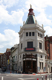 Kings Theatre, Southsea theatre in Southsea, Portsmouth, England