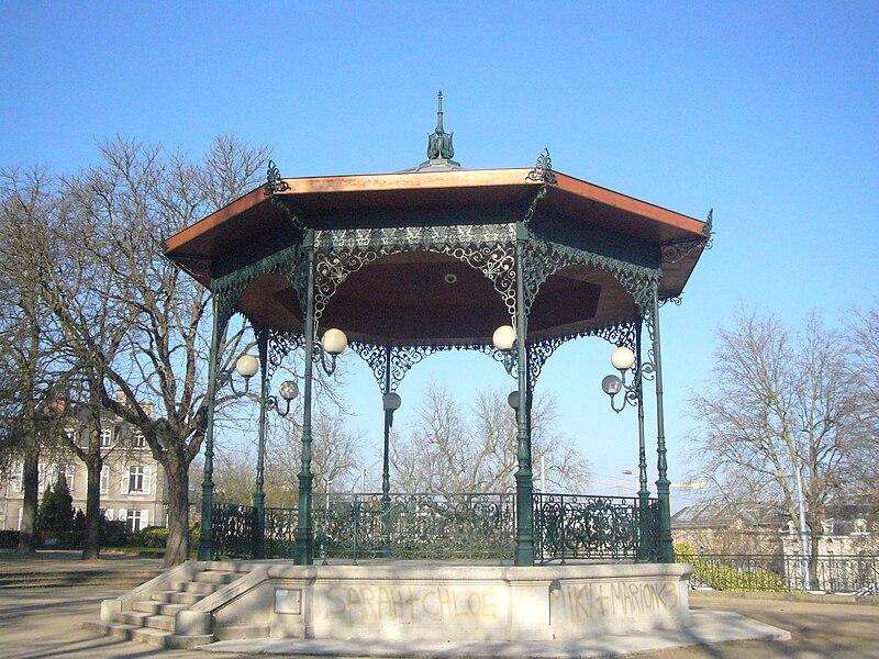 File kiosque musique jardin d 39 orsay limoges jpg - Jardin mediterraneen limoges ...