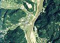 Kiriishi Minobu district Aerial photo.1976.jpg