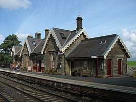 Station van Kirkby Stephen