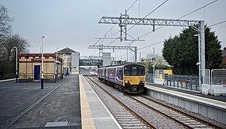 Kirkham and Wesham railway station Railway station serves the Lancashire towns of Kirkham and Wesham, in England