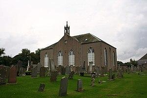 Skene Parish Church - Skene Church at Kirkton of Skene