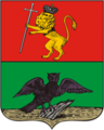 Kirzhach COA (Vladimir Governorate) (1781).png
