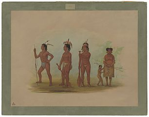 Klatsop Indians