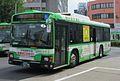 Kobe City Bus 963 at Kobe Station.JPG