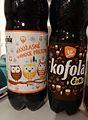 Kofola Original und Kofola Čokoládová.jpg