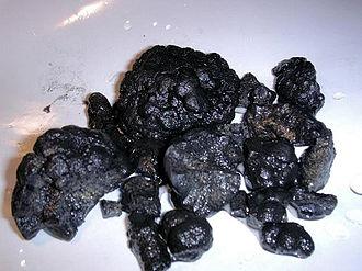 Manganese nodule - Polymetallic nodules