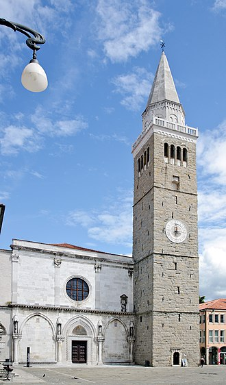Roman Catholic Diocese of Koper - Koper Cathedral