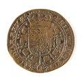 Kopparmynt, Spanien, 1648 - Skoklosters slott - 109781.tif