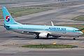 Korean Air, B737-800, HL8225 (17755653411).jpg