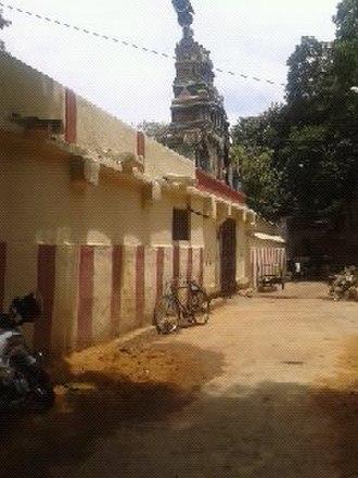 Kote Jalakantheshwara temple - Entrance to Jalakantheshwara temple