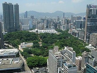 Kowloon Park - Image: Kowloon Park 201008