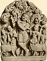 Krishna and Gopis (herdsmaids) sculpture 1913.jpg