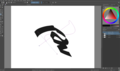 Krita vector tool.png
