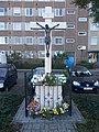 Kruzifix, Ady Endre Straße, 2020 Csepel.jpg
