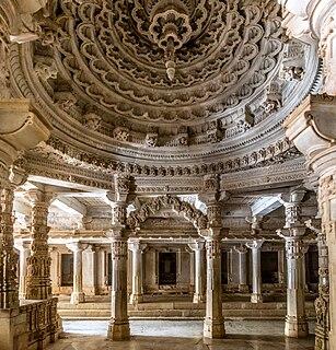 Kumbharia Jain temples Jain temples in the state of Gujarat
