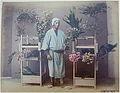 Kusakabe Kimbei 103 Selling Flowers.JPG