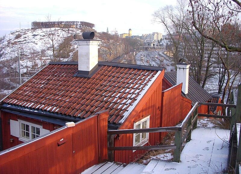 Ordbloggen.se i Södermalm