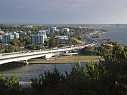 Kwinana Freeway Perth small