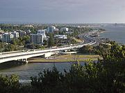 Kwinana Freeway Perth small
