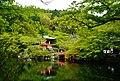 Kyoto Daigo-ji Benten-Teich 05.jpg