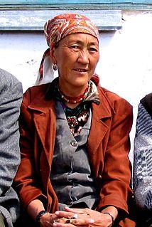 Women in Kyrgyzstan