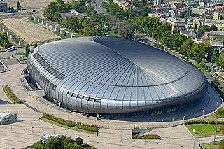László Papp Budapest Sports Arena architectural structure