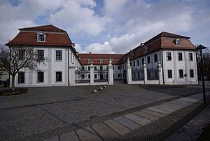Lower Lusatia - Lower Lusatian House of the Estates Assembly in Lübben