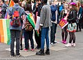 LGBTQ Pride Festival 2013 - There Is Always Something Happening On The Streets Of Dublin (9177892523).jpg