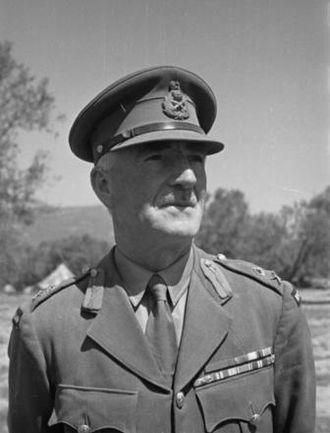 1946 New Year Honours (New Zealand) - Image: LG Edward Puttick
