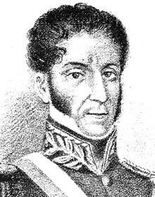 Presidente Consucional Del Per    1827 1829    Editar